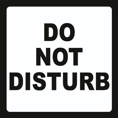 Clan Avatar of Do not Disturb